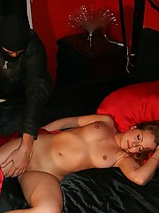 The domination of sexy cum slut