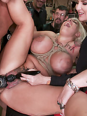 Blonde XXX sexandsubmission
