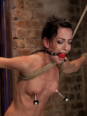 Humiliation for punishment hardcore bondage toys - Isis Love