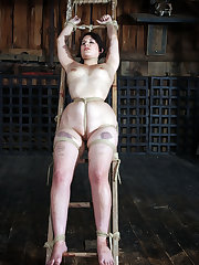 Interrogation torture erotic bondage