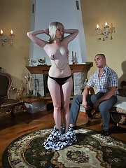 Domination girl discipline training